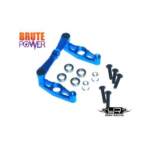Set de brazos de dirección aluminio TT-02