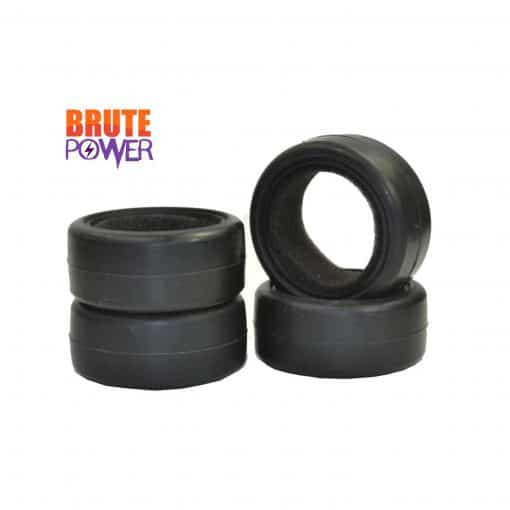 Set 4 neumáticos para Tamiya TT-01 TT-02