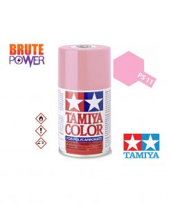 Pintura Spray Tamiya PS-11 rosa