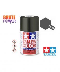 Pintura Spray Tamiya PS-23 gun metal