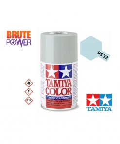 Pintura Spray Tamiya PS-32 gris corsa