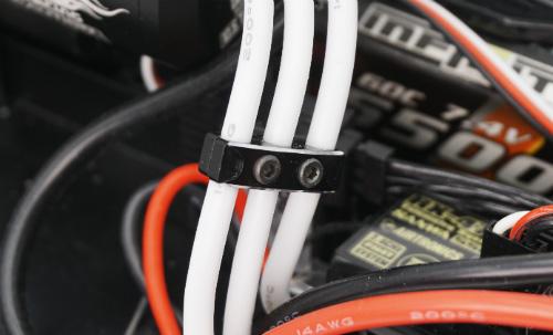 Organizador cables motor yeah racing