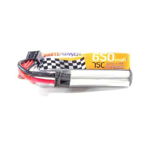 Batería LIPO HV BrutePower 2S 650mah 75C