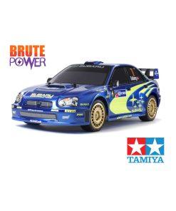 Tamiya Subaru Impreza Mexico 04