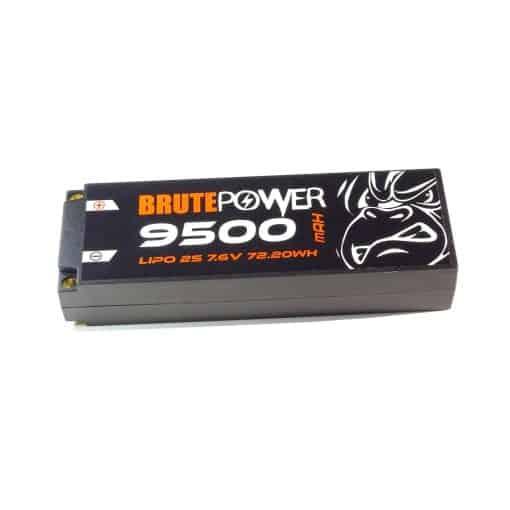 Batería LIPO HV Brutepower 2S 9500mah
