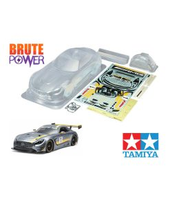Carrocería Tamiya Mercedes AMG GT3